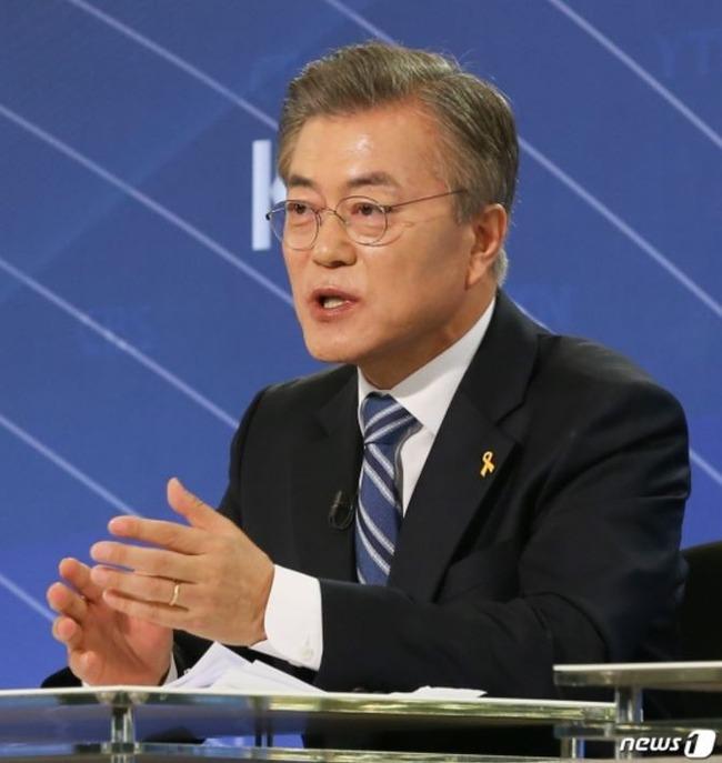 文在寅(ムン・ジェイン)大統領候補
