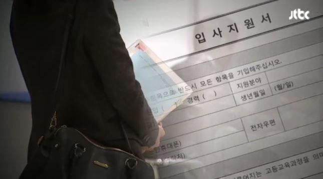 韓国で就職難