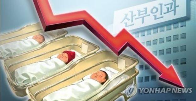 韓国で少子化政策に失敗