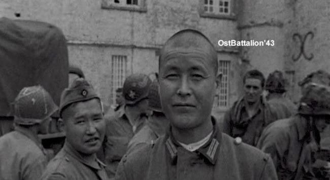 ソ連軍のモンゴル系・中央アジア系兵士