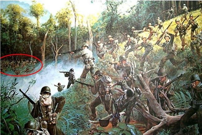日本軍のバンザイ攻撃