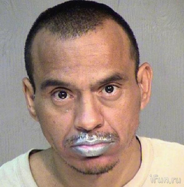 Photos Top 25 Mug Shots Of September 2012: アメリカで逮捕された犯罪者の顔がヤバ過ぎるwwwwwwwwwwwww 画像あり : 世界の憂鬱 海外・韓国の反応