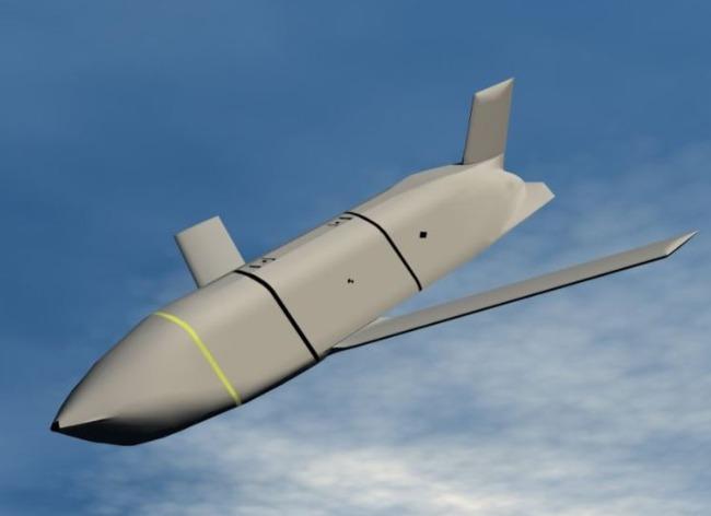 AGM-158C LRASM