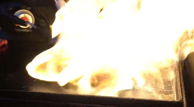 韓流鉄板焼き