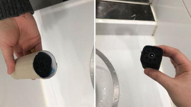 【韓国警察が日本人を緊急逮捕】韓国人「韓国のトイレに盗撮カメラを設置した日本人が逮捕される」