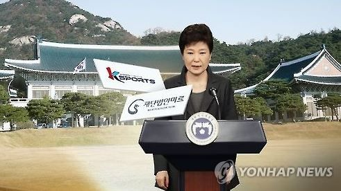 朴槿恵大統領弾劾