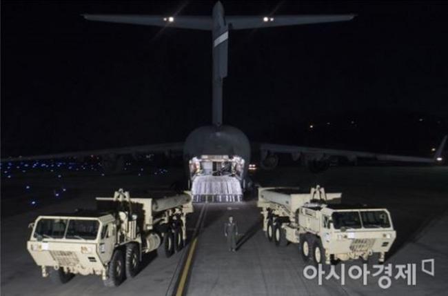"""韓国人「韓国の不意打ちに中国が激怒!サードの奇襲配置に""""韓国は傲慢さの対価を支払わなければならない""""と追加報復を示唆"""