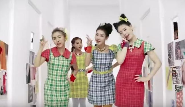 韓国のかわいいアイドル