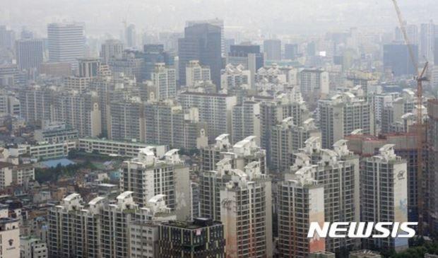 韓国の不動産バブル