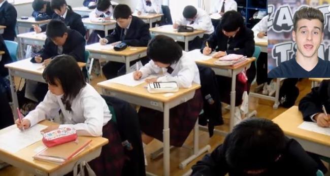海外「日本人の学校生活は地獄だった‥」アメリカ人が驚く日本の校則とは‥ 海外の反応