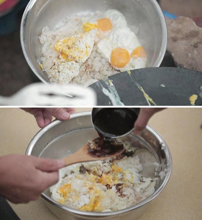 韓国風卵かけご飯のレシピ