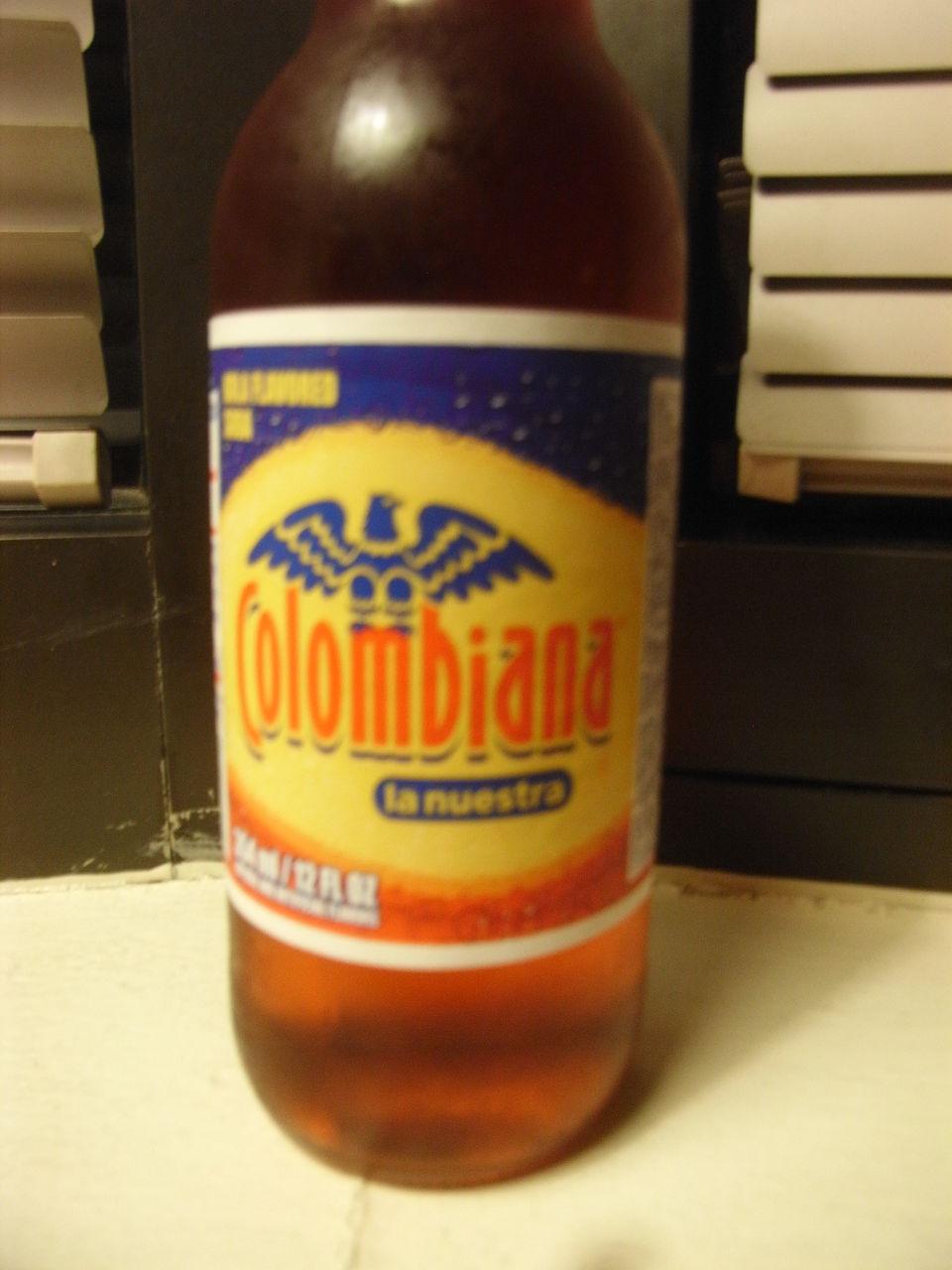 コロンビアの飲み物 : せかいの...