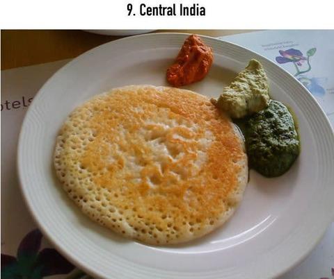 インド中部