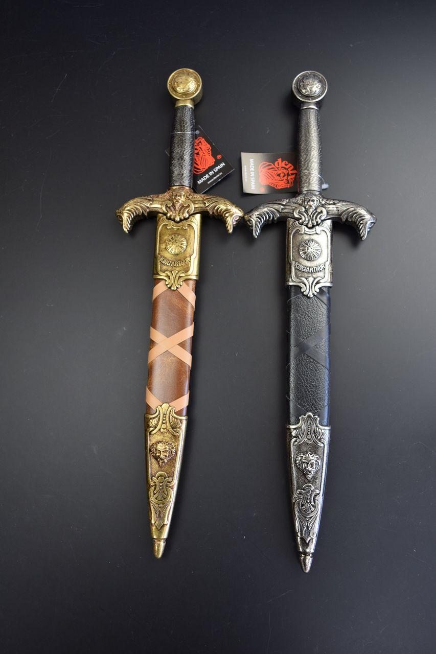 岐阜関刃物工房V.ROADブログ      DENIX社が発売しているアーサー王の剣は全部で5アイテムです。    コメント