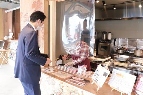 20210218 あんこカフェ&タレイアショップ@本町BASE IMG_0234