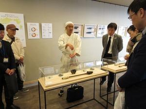 日本刀製造プロセス説明