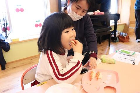 試食タイム②