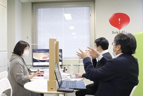 旭川ラーメン相談風景 20210210 IMG_0208