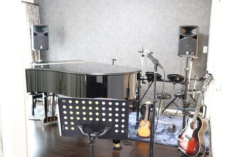 アトリエサチさん音楽室20180927