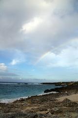 22漁港の虹