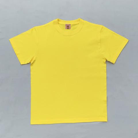 完全再現Tシャツ【イエロー】