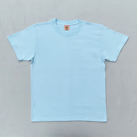 完全再現Tシャツ【ブルー】