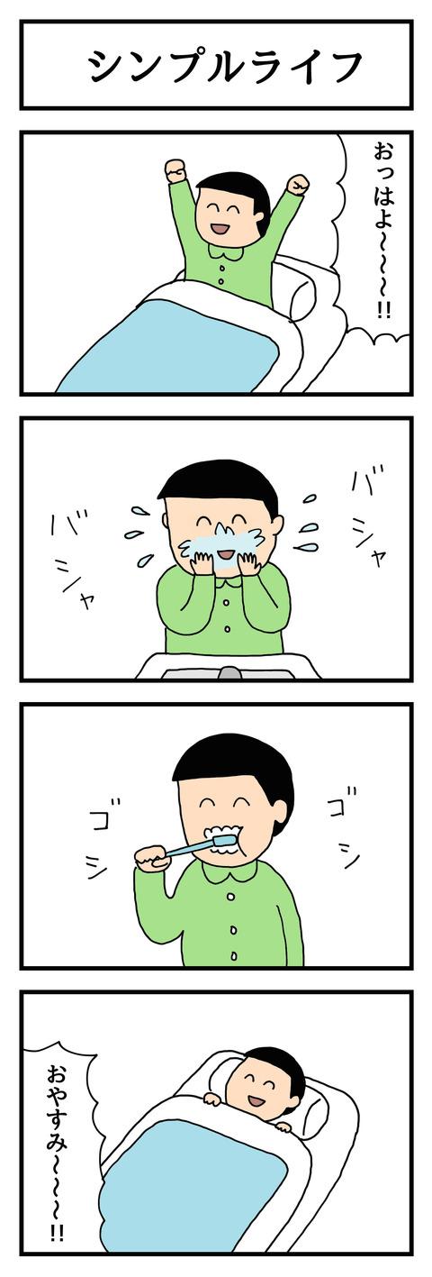 シンプルライフ