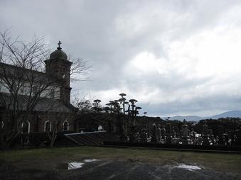 007田平天主堂と墓地