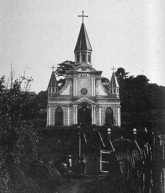 Oura_Church_1864