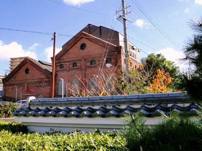 尼崎阪神赤レンガ倉庫