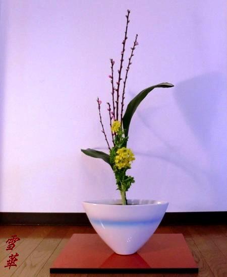 13-2-20桃の節句三種生け縮小版