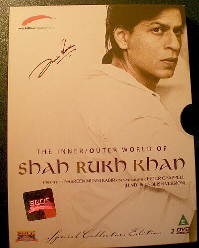 SRK DVD表紙
