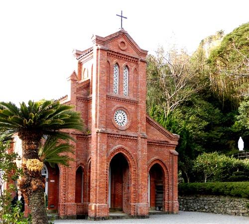 長崎五島の教会
