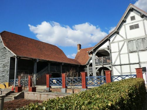 シェイクスピアの家1