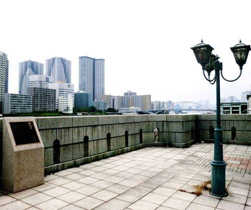 墨田川の橋