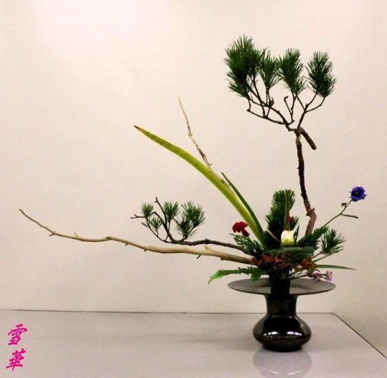古典立花教室3年生秋ききょう縮小版