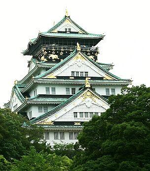 大阪城縮小版1