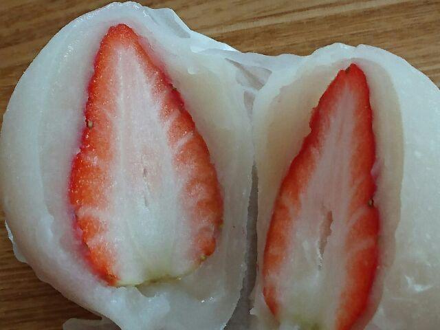 苺大福写真1