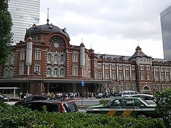 東京駅 赤レンガ