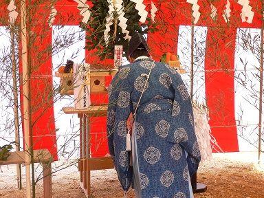 石川町地鎮祭