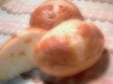 コーンパン・クルミパン