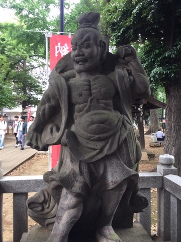 20190601_鬼子母神石造