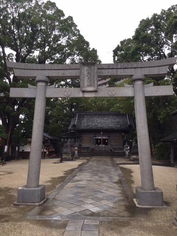 20180910_菅生神社鳥居