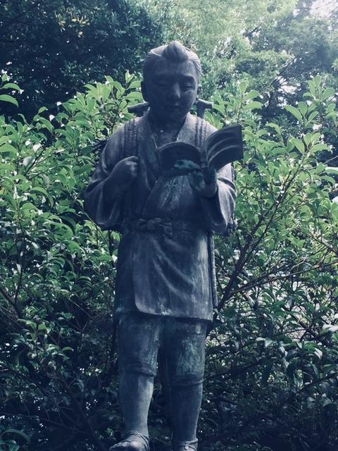 20180812_尊徳像