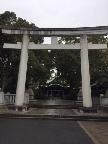 20190112_王子神社鳥居