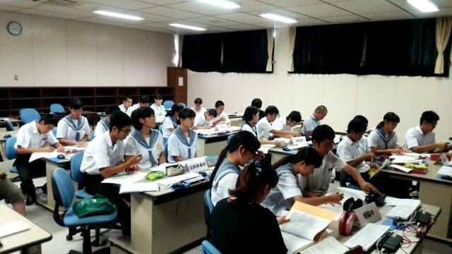 川内中央中学校ブログ : 第2回薩...
