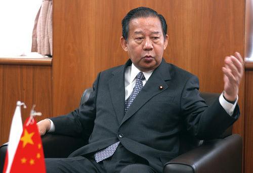 和歌山パンダと二階俊博自民党衆院議員と大訪中団 : 仙台に ...