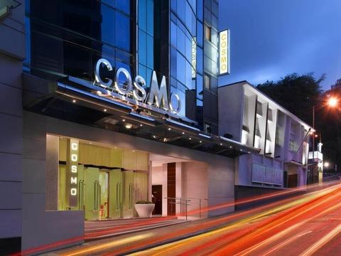 コスモホテル1