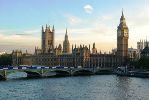 イギリス国会議事堂