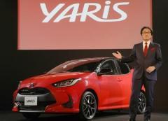 「ヤリス」に改称、来年発売=トヨタの「ヴィッツ」